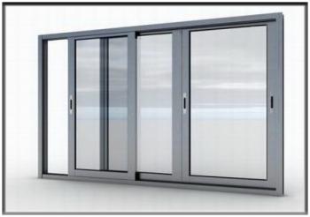 Рама балконная ALT100