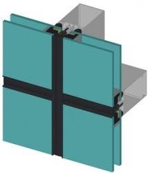 Внешний вид фасада F50 SG
