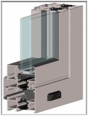 Конструкция окна W62
