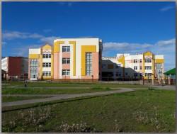 Детский сад 116 Спутник Могилев фасад ALT F50 Ноябрь 2014