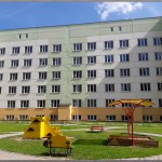 Областная детс. больница жалюзи и сетки
