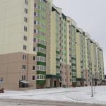 Энергосберегающий дом. 80 роллет на этажах. м-н Спутник, ноябрь 2016