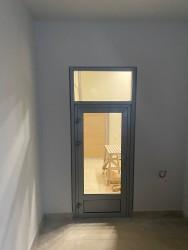 Махина ТСТ, противопожарная дверь из ал