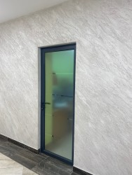 СМП761, дверь внутренняя ALUTECH ALT 111