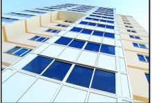 Балконные рамы ALT100